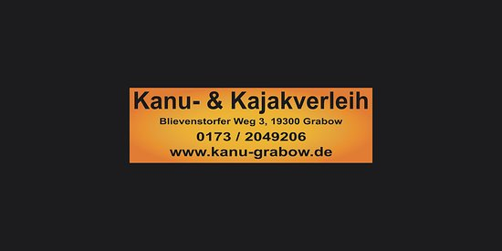 Kanu- und Kajakverleih Grabow
