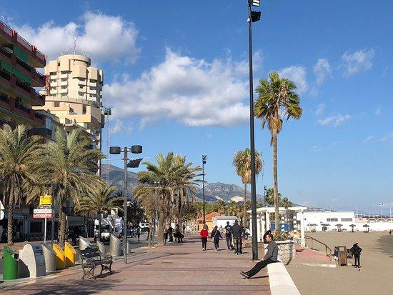 Las Rampas: Promenade