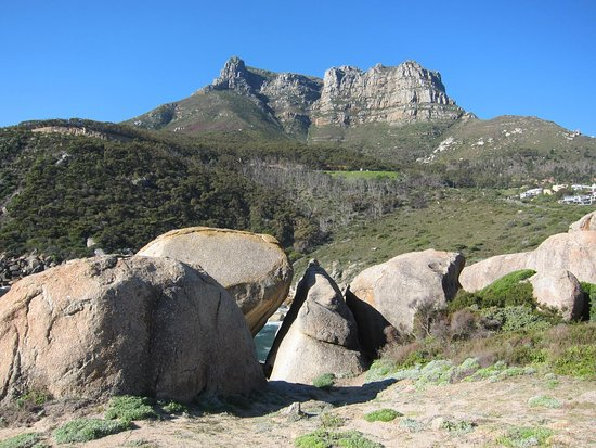 Llandudno, Afrika Selatan: Llundudno Beach, Boulders