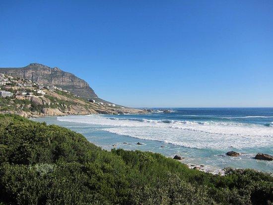 Llandudno, Afrika Selatan: View of Llundudno Beach
