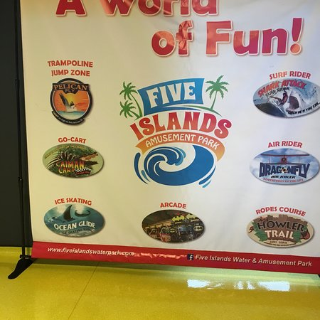 Five Islands Amusement Park