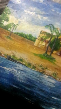 Coopernook, Australia: Water painting