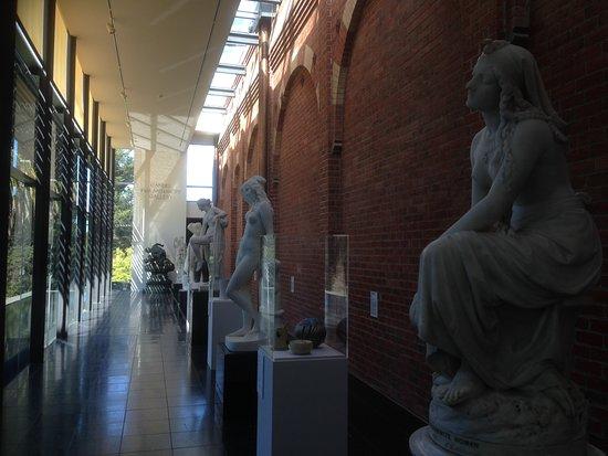 Bendigo Art Gallery: Sculpture Gallery