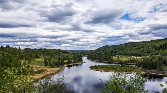 Nasaker, Σουηδία: Ångermanälven