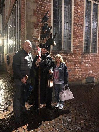 Der Nachtwächter zu Bremen: Cooler Typ