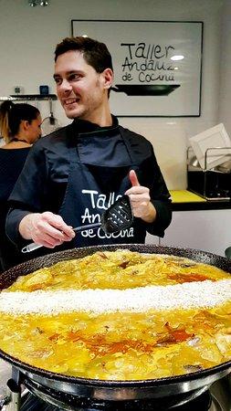 Taller andaluz de cocina seville taller andaluz de for Taller andaluz de cocina