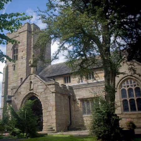 Colne, UK: St Bartholomew's Church