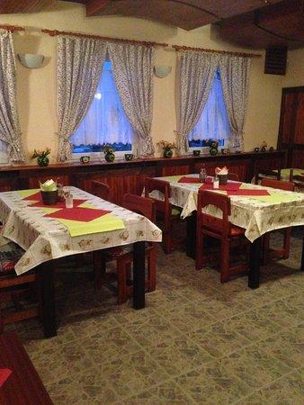 Krasny Dvur, สาธารณรัฐเช็ก: Кухня для гостей отеля