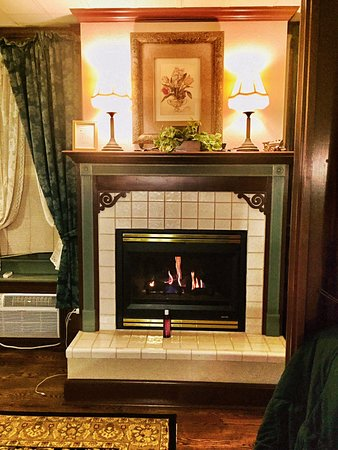 East Greenville, PA: Fireplace
