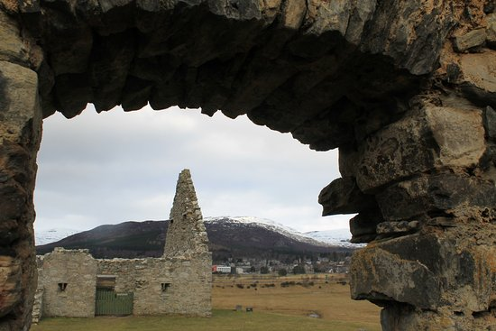 Newtonmore, UK: The stables at Ruthven Barracks