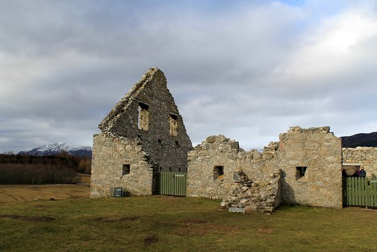 Newtonmore, UK: Stables at Ruthven Barracks