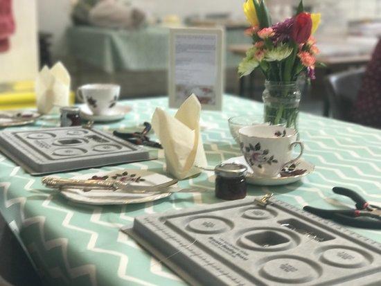 Artshed Arts: Crafternoon tea bespoke workshops, for a perfect celebration!