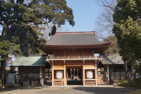 Mitaka Hachimandai Shrine