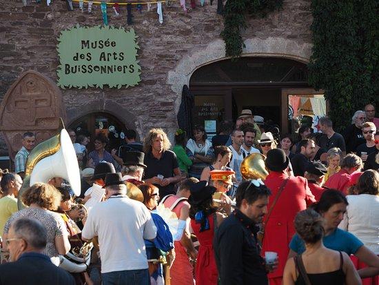 Saint-Sever-du-Moustier, France: Bartas Festival - week-end du 14 juillet