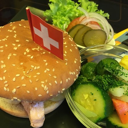 Wettingen, Zwitserland: Mmmmmmhmmmm