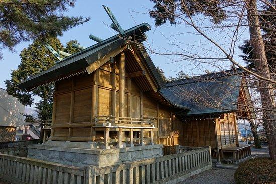 Nagaharadai Shrine