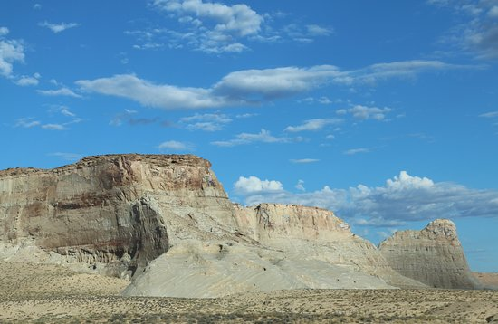Grand Staircase Escalante National Monument: Along US89 Near Big Water