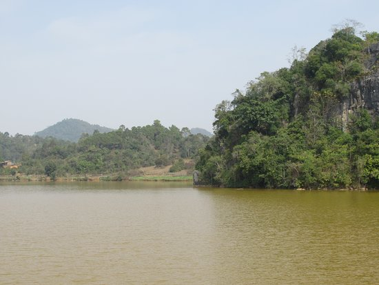 Xieng Khouang, ลาว: Nong Tang Lake