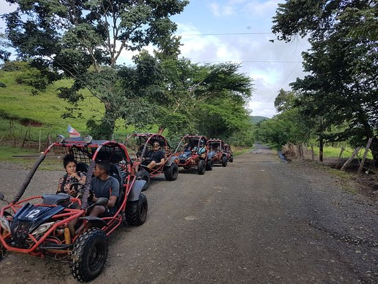Splash Buggy Tours Tamarindo