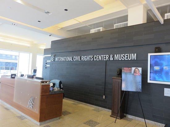 International Civil Rights Center & Museum Foto