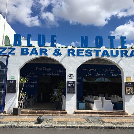 Blue Note Lanzarote: photo0.jpg