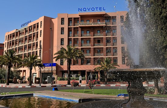 Novotel Marrakech Hivernage Hotel Photo