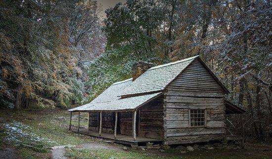 Noah Bud Ogle Cabin The Great Smoky Mountains National Park