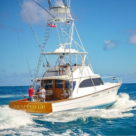 Wrapped Up Fishing Charters