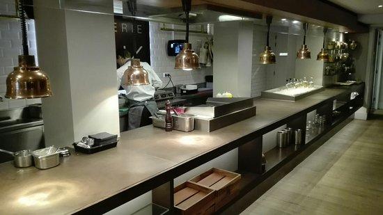 Santpoort-Noord, Niederlande: Prachtige open keuken