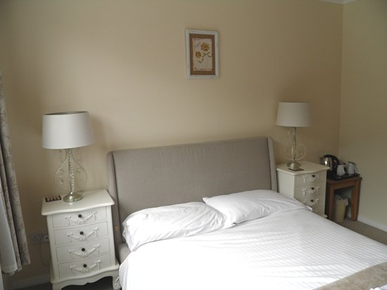 Dornie, UK : la chambre