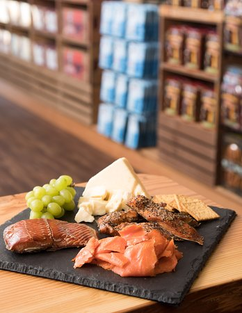 SeaBear Wild Salmon: Smoked salmon for any occasion, made right here in Anacortes!