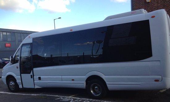 Leeds Minibus