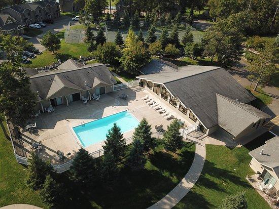 Kavanaugh's Sylvan Lake Resort: The Pool Complex