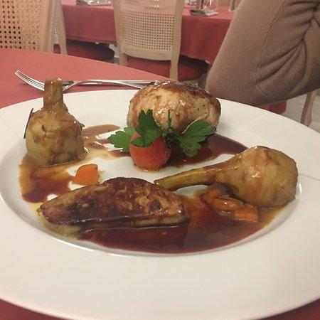 Hotel Restaurant Domaine du Lac : Pour une occasion ou une excellente soirée ... c'est sans hésiter !