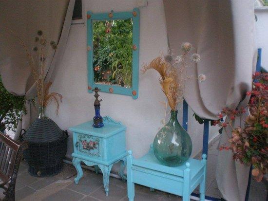 Balcony - Picture of Olga Studios, Rhodes - Tripadvisor