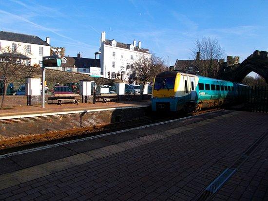 Conwy Railway Station