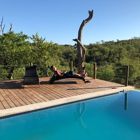 Grietjie Nature Reserve, South Africa: Beautiful Lengau Lodge in Grietjie