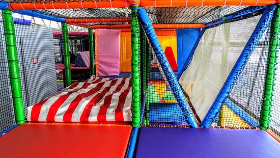 Play & Bounce indoor Kids Play Ground