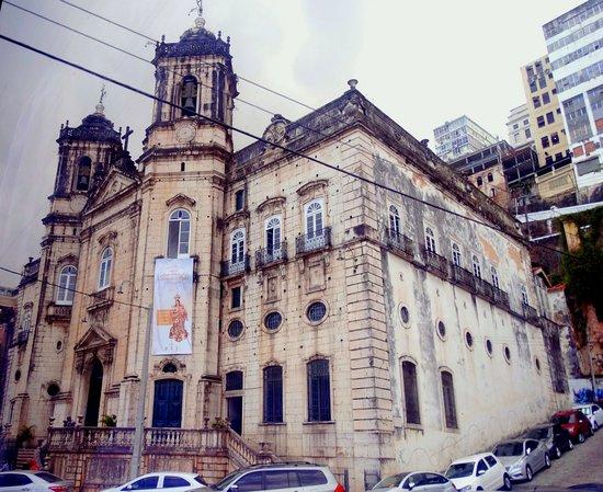 Basílica e Santuário Nossa Senhora da Conceição da Praia