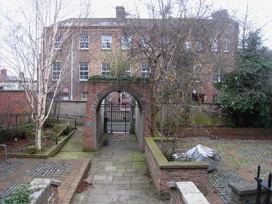 Tailors' Hall, Back Lane, Dublin 8