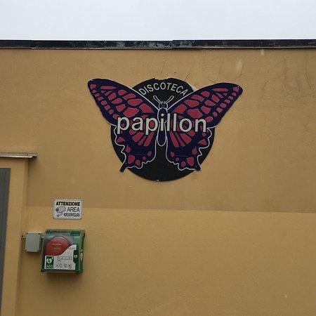 Monteroni d'Arbia, Italie: Papillon 78