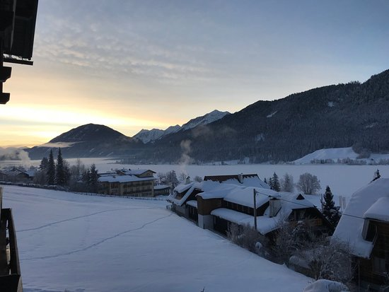 Weissensee, Austria: Morgenstimmung