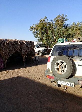 Atar, Mauritania: Parking