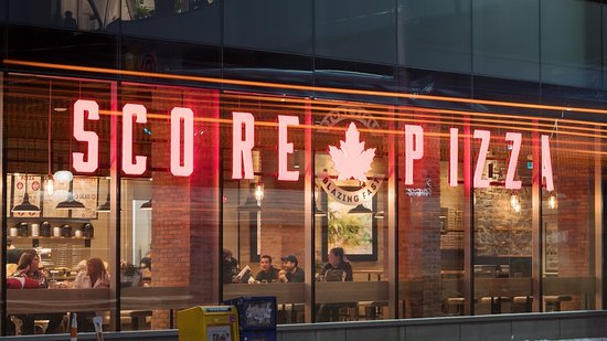 Score Pizza Rideau, Ottawa - Restaurant Reviews, Phone Number ...