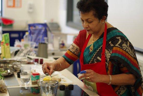 Sharmini's Inspirational Indian Cuisine