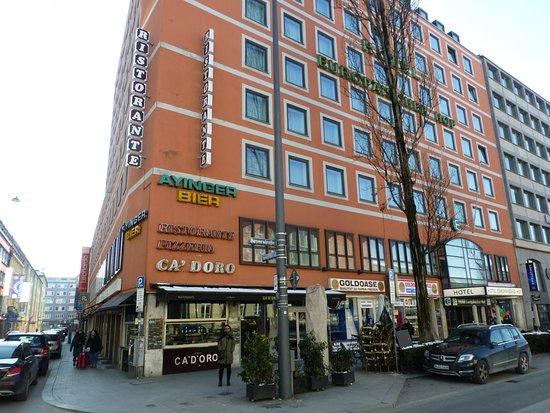 Hotel Europaischer Hof Munich