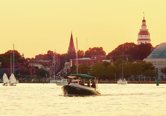 Annapolis Electric Boat Rentals