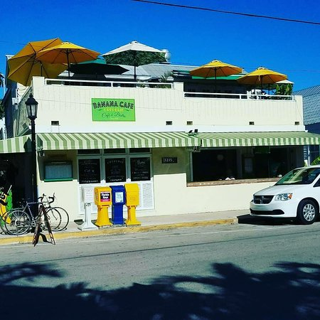 The Banana Cafe Key West