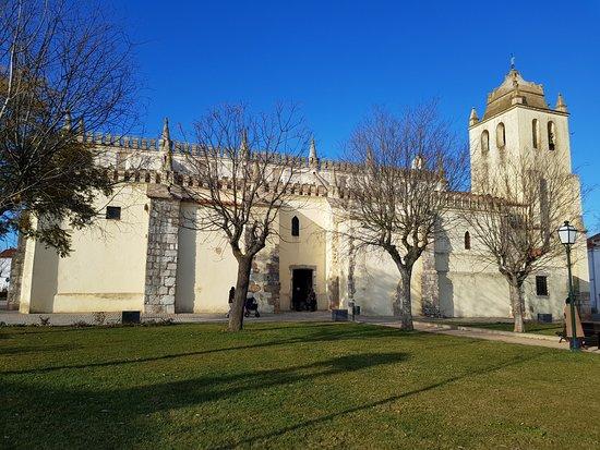 Alvito, البرتغال: Igreja