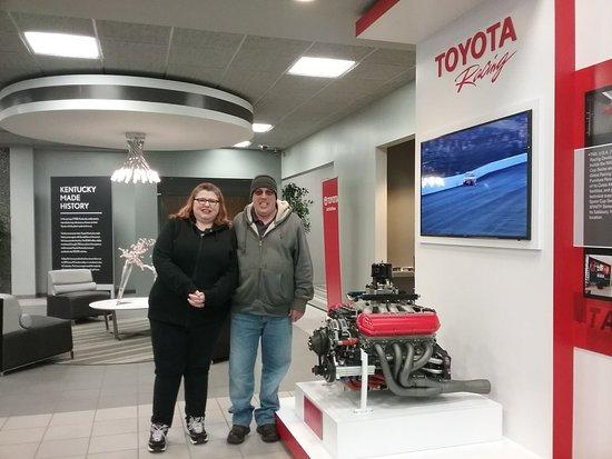 Georgetown Toyota Tour